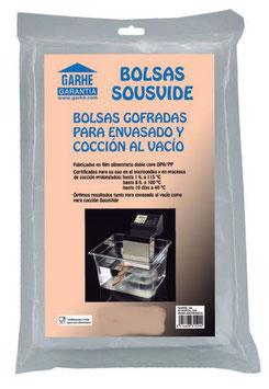 BOLSAS SOUSVIDE 30X40 REF:521