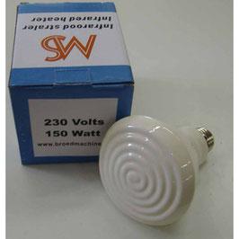 Bombilla 150w ceramica infrarrojos