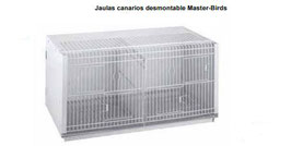 Jaulas canarios desmontable REF: 239