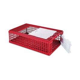 Jaula Plástica de Transporte para Conejos ref: 307
