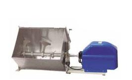 mezcladora de carne inox con motor REF: 910