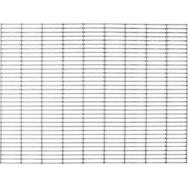 Malla Electrosoldada -Medidas (frente, fondo, alto) 200x64 cm  Luz 11,78 mm ref 737