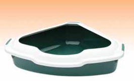 BANDEJA TRIANGULAR ASEO GATOS REF GAT-558