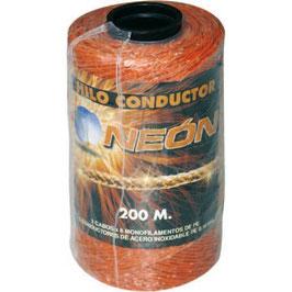 HILO CONDUCTOR NARANJA 3 HILOS NEON REF: HIL-450