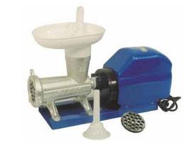Picadora-embutidora eléctrica nº 32 de boca ancha MOTOR MR10 REF:057