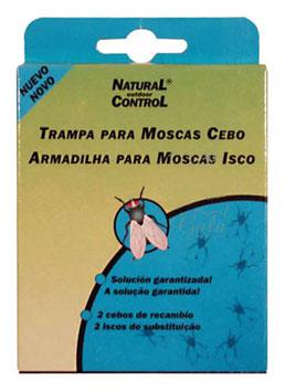 CEBO PARA MOSCAS REF TRAM-2186-1