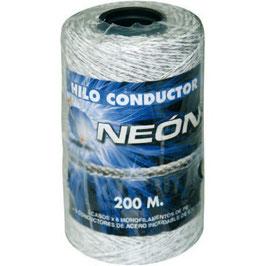 HILO CONDUCTOR BLANCO 6 HILOS NEON REF: HIL-4500