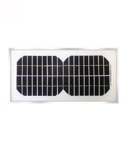 PLACA SOLAR DE 5W REF: PLA-005