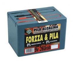 PILA FORZZA 9V 1300 W H REF: PA-302