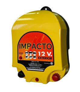 PASTOR ELECTRICO IMPACTO BATERIA 12 VOLTIOS EXTERIOR REF:PA-125