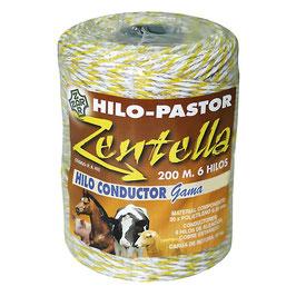 HILO CONDUCTOR BLANCO AMARILLO REF: HIL-455