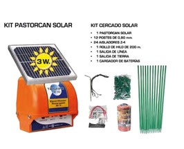KIT PASTORCAN SOLAR REF_PAS-191