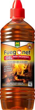 FUEGO NET GEL BARBACOAS 500 ml