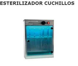 ESTELIRIZADOR DE CUCHILLOS U.V