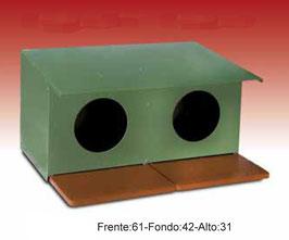 NIDO PALOMAS 2 DEPARTAMENTOS PINTADO REF PAL-546