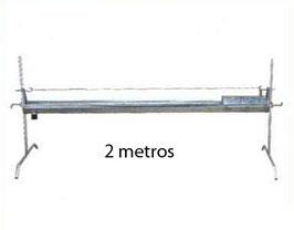 BEBEDERO PARA AVES AUTOMATICO LINEAL 2 METROS REF PER-312