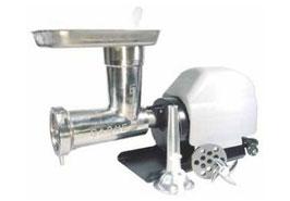 Picadora-embutidora eléctrica nº 32 con cabezal desmontable MOTOR MR10 REF:007