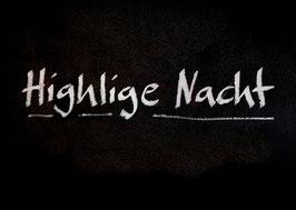 Postkarte: Highlige Nacht