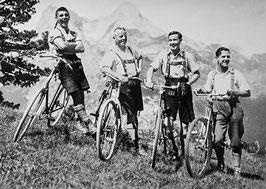 Postkarte: Tour de Bavaria