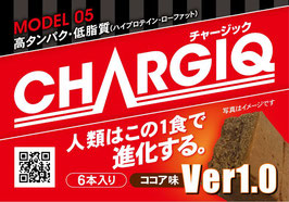 MODEL05(ココア味6本)Ver1.0 高タンパク/低脂質/低糖質/高食物繊維
