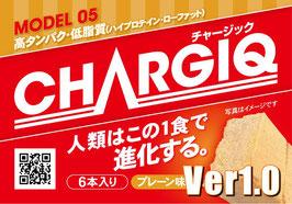 MODEL05(プレーン味6本)Ver1.0 高タンパク/低脂質/低糖質/高食物繊維