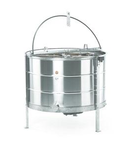 Selbstwende - Honigschleuder 16 Waben CFM