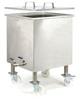 Reinigungs- und Waschbehälter Pro