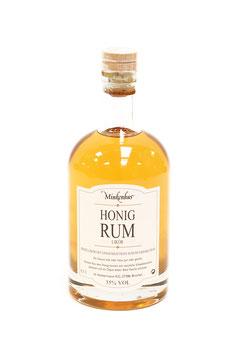 Minkenhus® Honig-Rum Likör