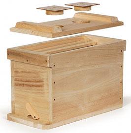 Holz Ablegerkasten
