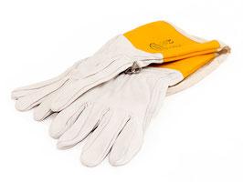 Yak-Leder-Handschuhe