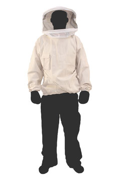 Imker-Schutzhemd Air