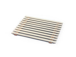 Bausperre Holz