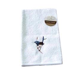 """Handtuch """"Blue Wren"""" Classic"""
