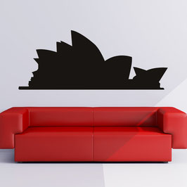"Wandtattoo ""Sydney Opera House"""