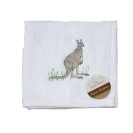 """Waschlappen """"Kangaroo"""""""