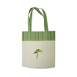 """Einkaufstasche """"Green Tree Frog"""""""