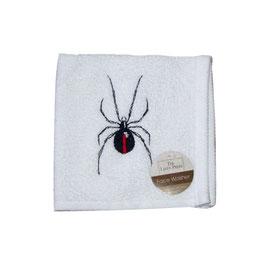 """Waschlappen """"Red Back Spider"""""""
