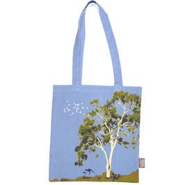 "Shopper ""Eukalyptus-Tree Bridgesiana"" (auch ""Applebox"" genannt)"