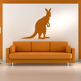 """Wandtattoo """"Kangaroo"""""""