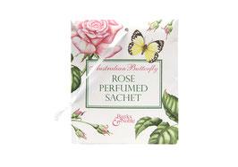 "Sachet-Duftbeutel für den Kleiderschrank ""Australian Butterfly & Rose"""