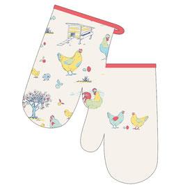 """Einzelhandschuh """"Chicken Range"""" (Gewinner: Beste Ökologische Geschenkidee 2014)"""