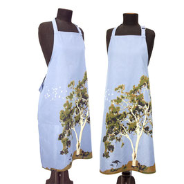 "Küchen(Grill)Schürze ""Eukalyptus-Tree Bridgesiana"" (auch ""Applebox"" genannt)"