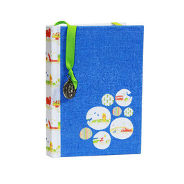 "Tagebuch/Notizbuch aus 100%-Recyclingpapier ""Australian Icons"""
