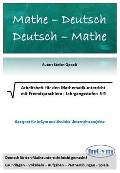 Arbeitsheft: Mathe -Deutsch / Deutsch - Mathe