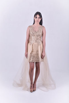 Premium Dress - GOLD
