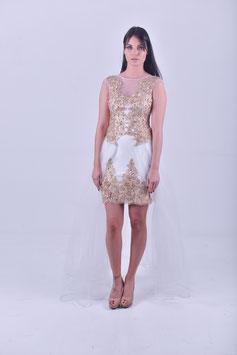 Premium Dress - WHITE