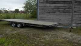 2 Achs Sachtransport Anhänger Quad Buggy Auto