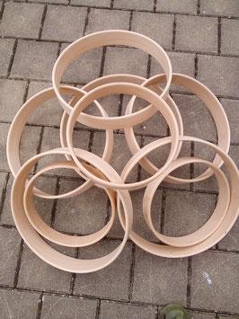 Ringe til rammetrommer     Ringe für Rahmentrommeln