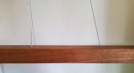 Holzlampe aus Nussbaum NBLA200