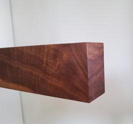 Holzlampe aus Nussbaum NBLA300
